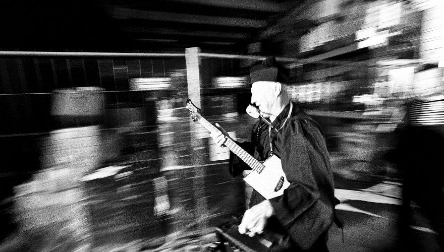 Reverend Beat-Man @ BFM - Bière des Franches-Montagnes